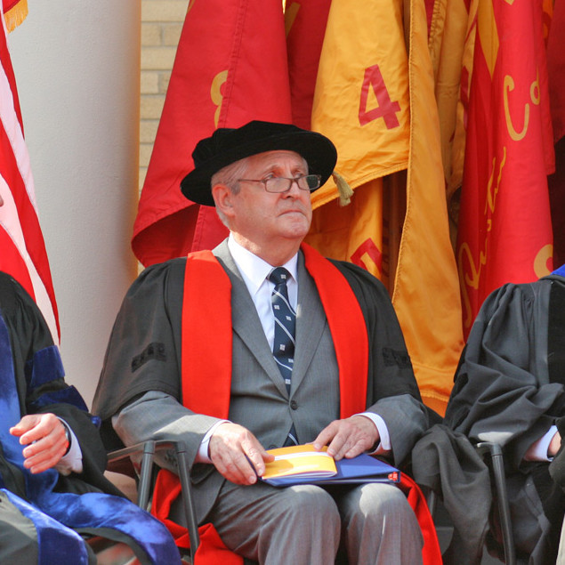Austin College Honorary Degree