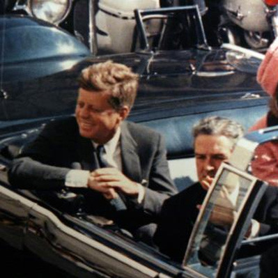 President Kennedy and Governor Connally